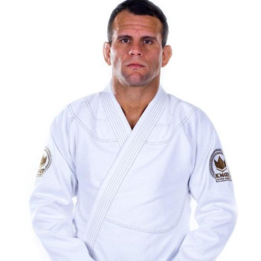 Kingz BJJ Gi White Knight Limited Edition 2