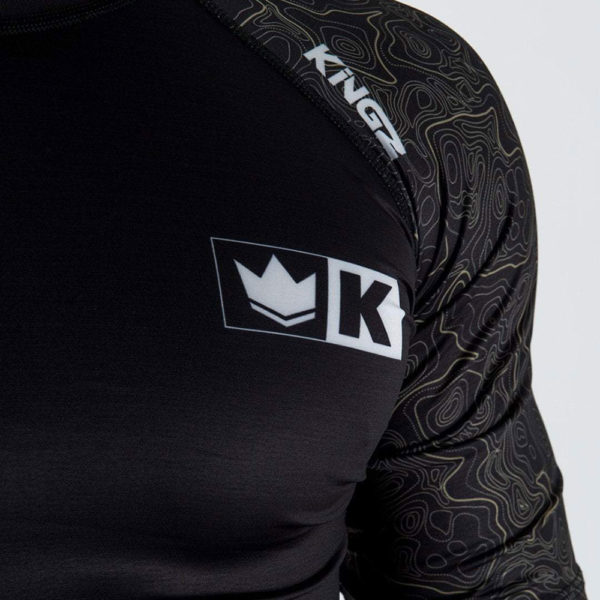 Kingz Rashguard Apex 4