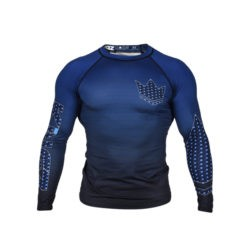 Kingz Rashguard Ranked Crown 3.0 bla 1