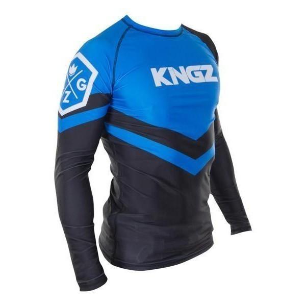 Kingz Rashguard Ranked Long Sleeve bla 3