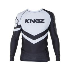 Kingz Rashguard Ranked Long Sleeve vit 1