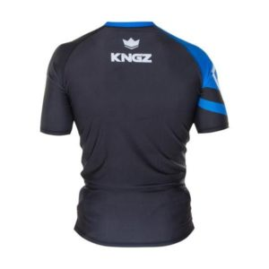 Kingz Rashguard Ranked Short Sleeve bla 4