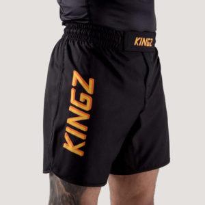 Kingz Shorts KGZ Orange 4 1