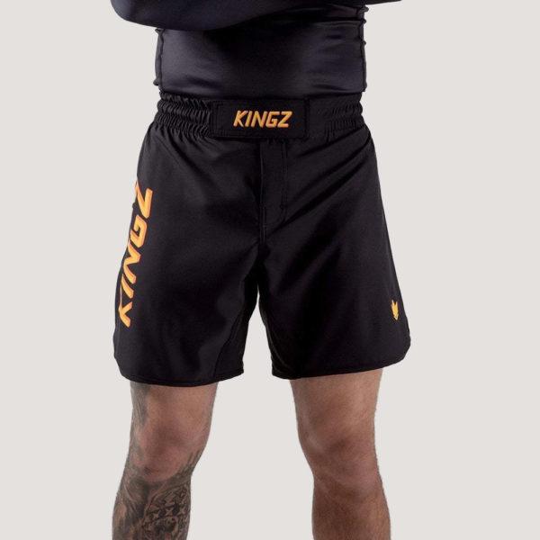 Kingz Shorts KGZ Orange 4