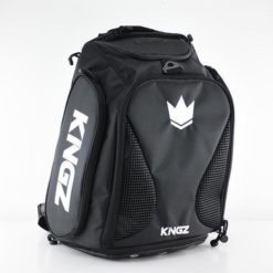 Kingz Training Bag 2.0 svart vit 1