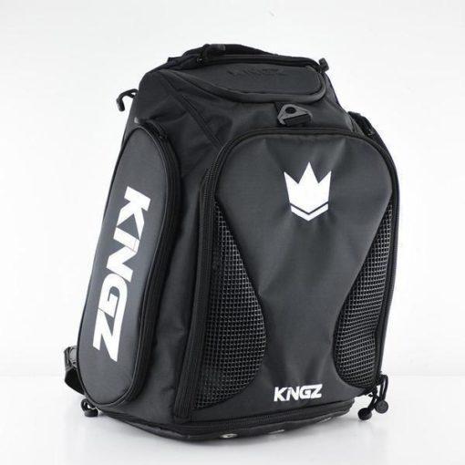 Kingz Training Bag 2.0 svart vit 1