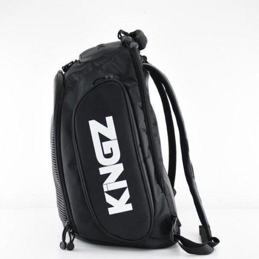 Kingz Training Bag 2.0 svart vit 2
