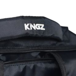 Kingz Training Bag 2.0 svart vit 5