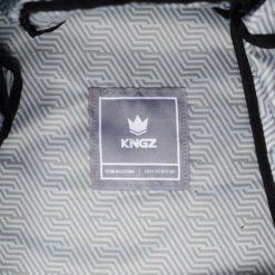Kingz Training Bag 2.0 svart vit 6