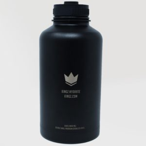 Kingz Vattenflaska Hydrate svart 2