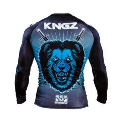 Kingz Rashguard Royal Lion V1 2