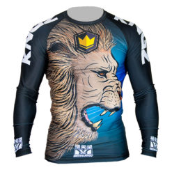 Kingz Rashguard Royal Lion V2 1