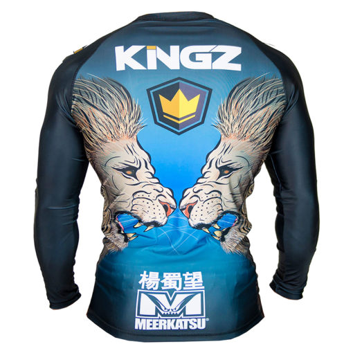 Kingz Rashguard Royal Lion V2 2