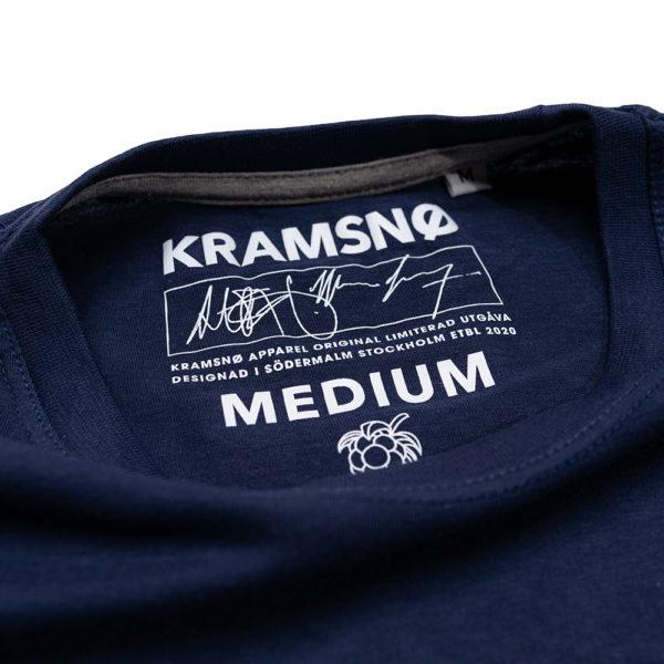 Kramsno T shirt Hav 3