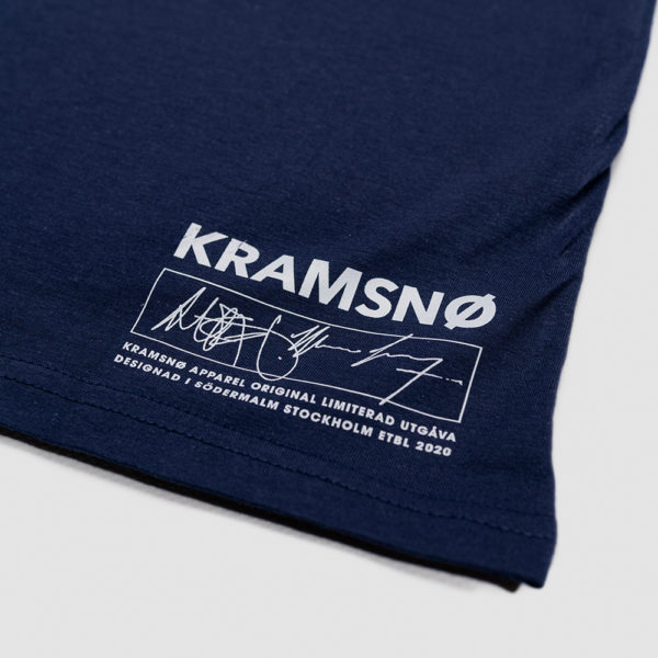 Kramsno T shirt Hav 4