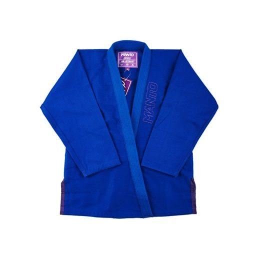 MANTO CLASICO BJJ Gi blue purple ltd edition colorway 1064 10