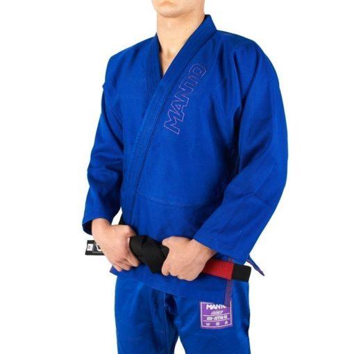 MANTO CLASICO BJJ Gi blue purple ltd edition colorway 1064 9