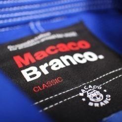 Macaco Branco BJJ Gi Classic 4
