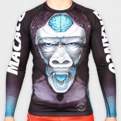 Macaco Branco Rashguard Rage 1