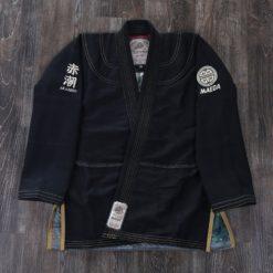 Maeda BJJ Gi Akashio Limited Edition svart 3