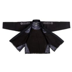 Maeda BJJ Gi Yurei svart 1