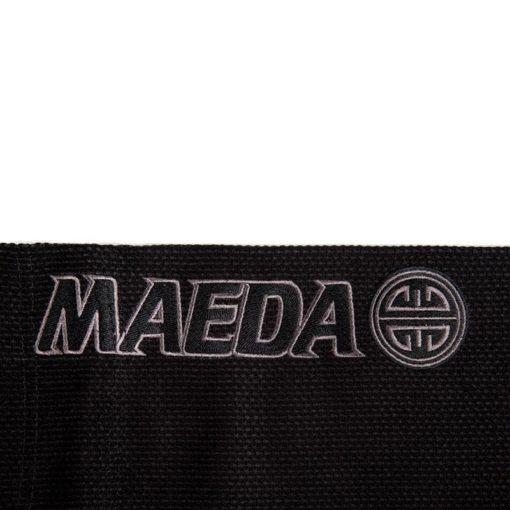 Maeda BJJ Gi Yurei svart4