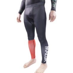 Maeda Grappling Spats Red Label 3