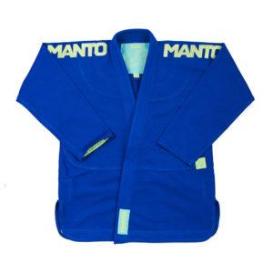Manto BJJ GI X4 blå 1