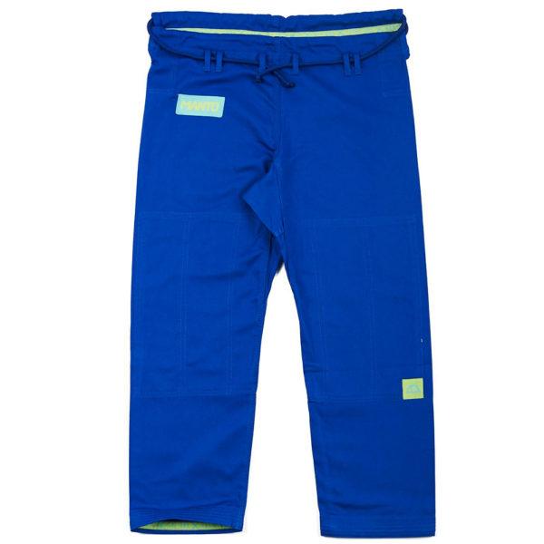 Manto BJJ GI X4 blå 2