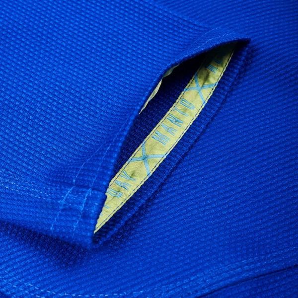 Manto BJJ GI X4 blå 5