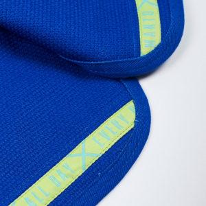 Manto BJJ GI X4 blå 7