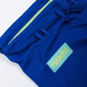 Manto BJJ GI X4 blå 8