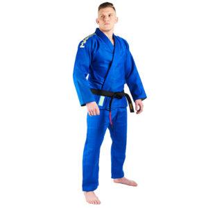 Manto BJJ GI X4 blå 9