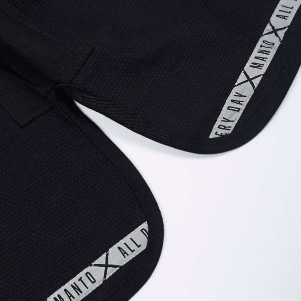 Manto BJJ GI X4 svart 11
