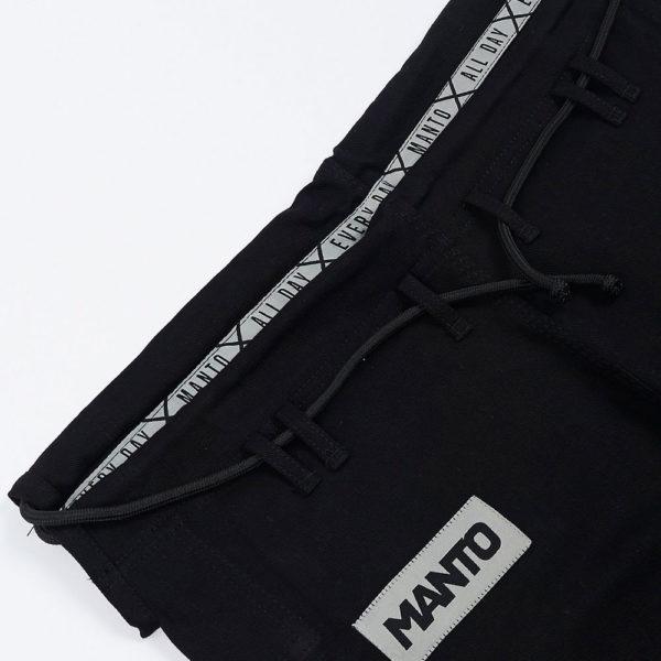 Manto BJJ GI X4 svart 12