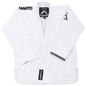 Manto BJJ Gi Heaven white 1
