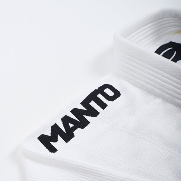 Manto BJJ Gi Heaven white 4