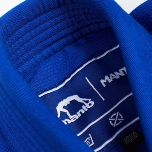 Manto BJJ Gi Junior bla 4