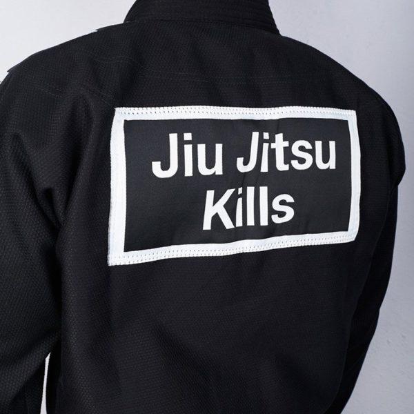 Manto BJJ Gi Kills svart 1