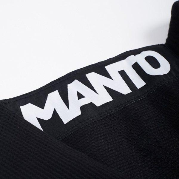 Manto BJJ Gi Kills svart 5