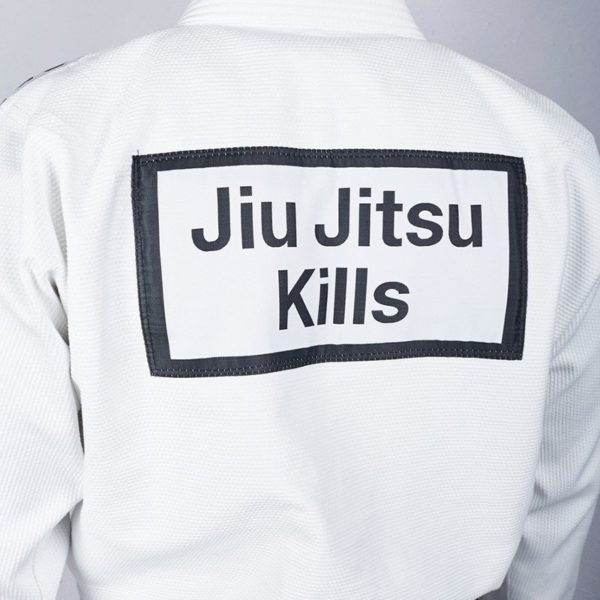 Manto BJJ Gi Kills vit 1