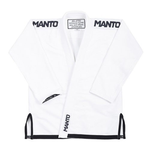 Manto BJJ Gi Kills vit 10