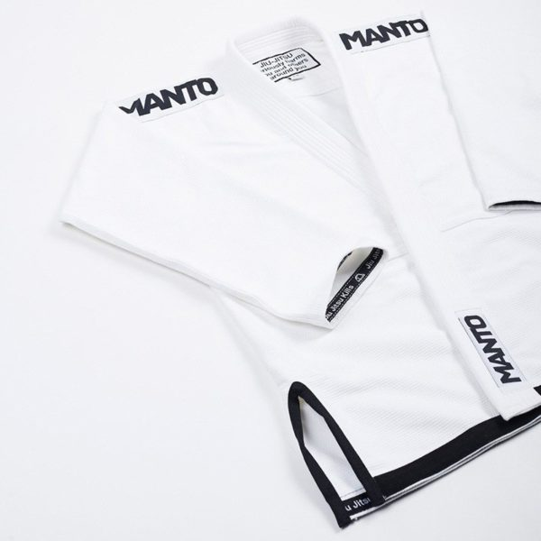 Manto BJJ Gi Kills vit 2