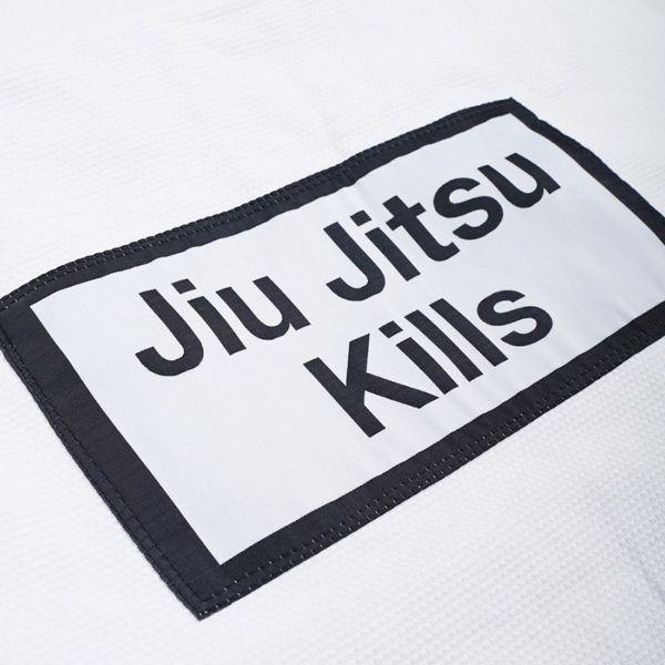 Manto BJJ Gi Kills vit 6