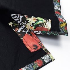 Manto BJJ Gi Ladies Floral svart 9