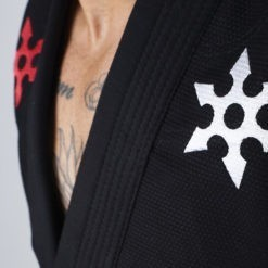 Manto BJJ Gi Limited Edition Shinobi 4