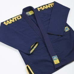 Manto BJJ Gi X3 navy gul 3
