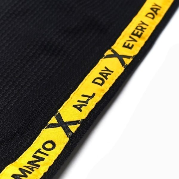 Manto BJJ Gi X3 svart 7