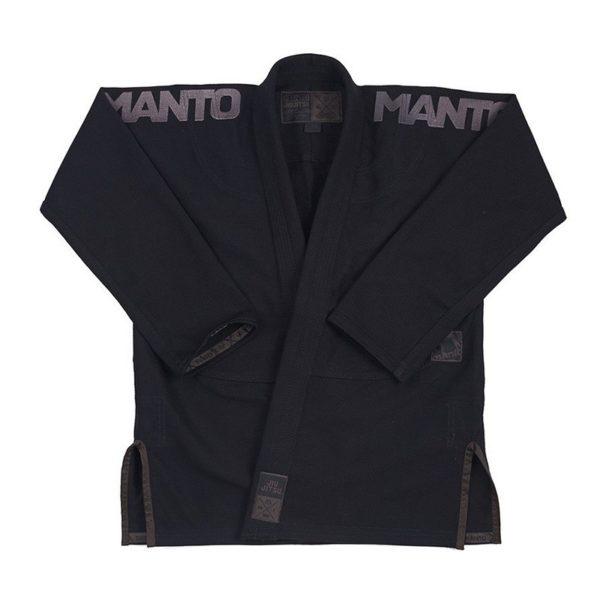Manto BJJ Gi X3 svart gra 1