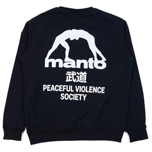 Manto Crewneck Society 1